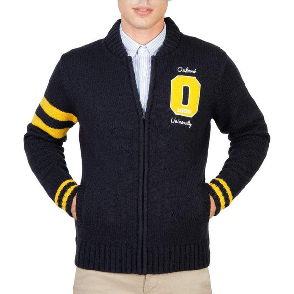 Pull Homme  Oxford University - OXFORD_TRICOT-TEDDY - Atoutgirls.com