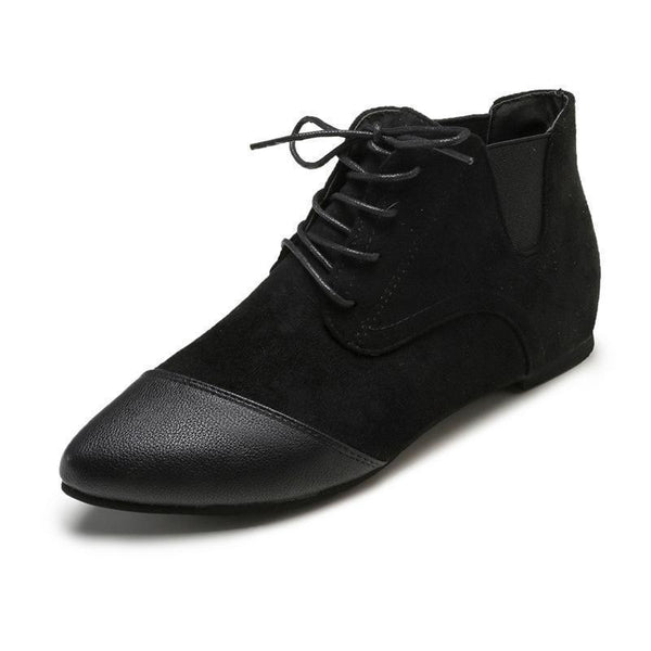 Fashion Sharp Head Leather Shoes