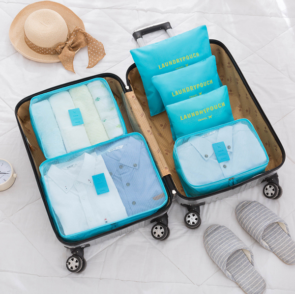 Travel Apparel Underwear Storage Bag