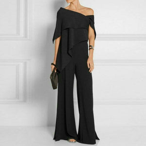 Fashion Off-Shoulder Jumpsuit