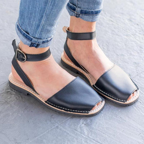 2019 Fashion Trends Women Espadrilles Flat Sandals Mostata Shoes