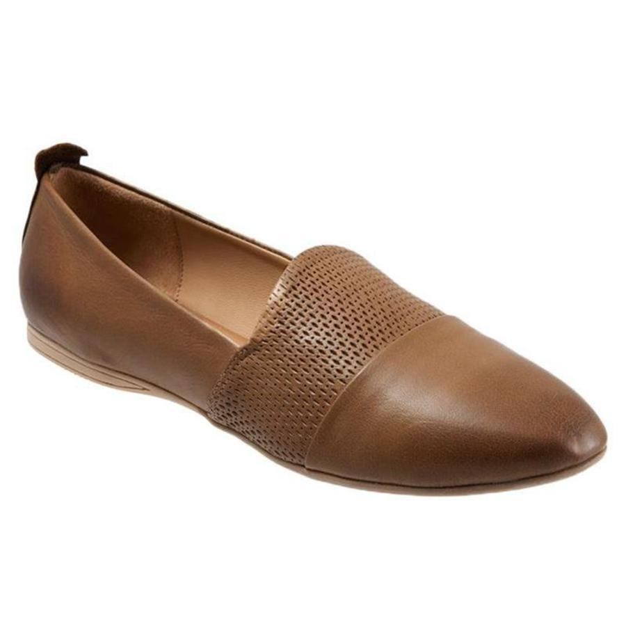 Women's Elegant Super Soft Leather Non-Slip Perforated Casual Shoes