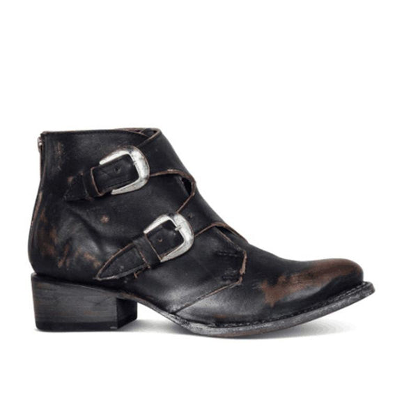 Simple And Versatile Autumn And Winter With The Belt Buckle Short Boots Women 40-43Women's Boots