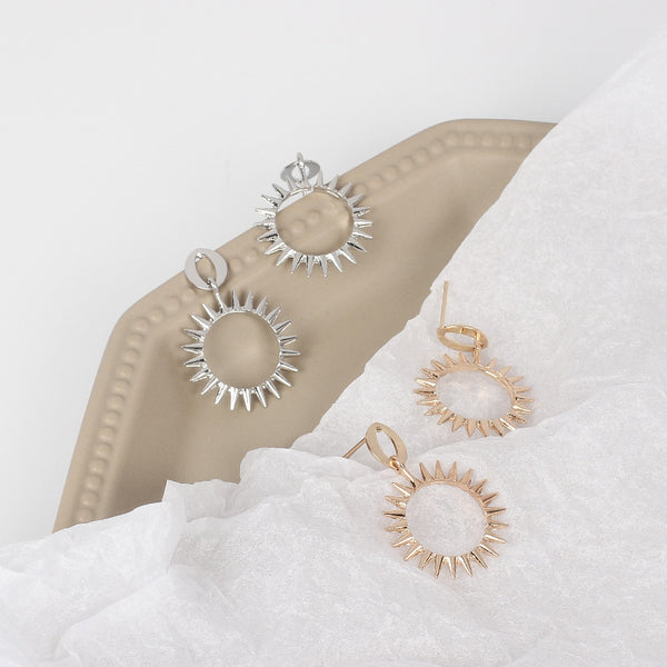 Women's Boho Sun Earrings