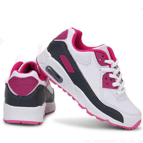 Spring And Summer Foreign Trade Air Cushion Shoes Tide Sports Running Shoes Soft Bottom Shoes