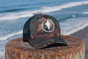 Charter Oak Trucker Hat