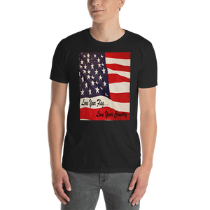 Love Your Flag T-Shirt