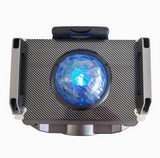 Bluetooth Party Speaker LED Disco Light Loud Audio top view