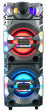 High Power Party Speaker with Lights and LED Display with X Bass