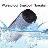 Waterproof Wireless Bluetooth Speaker Portable Megaphone Sound System 3D Stereo Loudspeaker Subwoofer Bass - E11