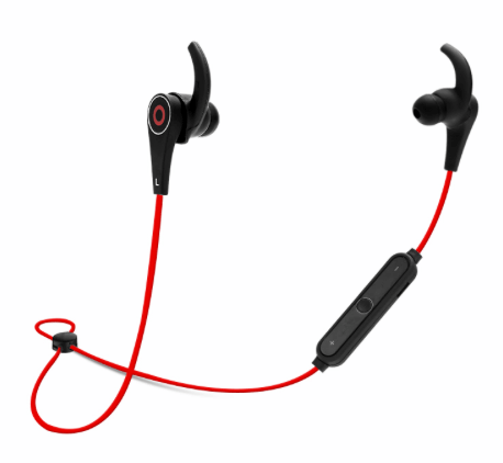 Wireless Bluetooth Sport Headphones with Mic Sweatproof