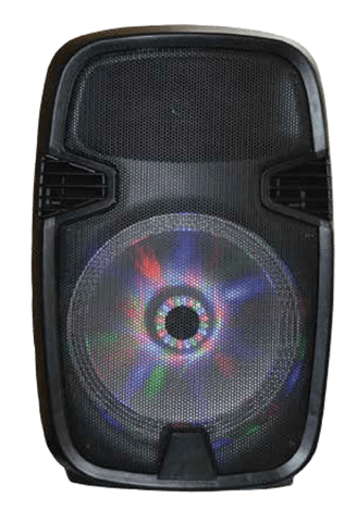 "Max Power 122 - 12"" Woofer with Rechargeable Battery"