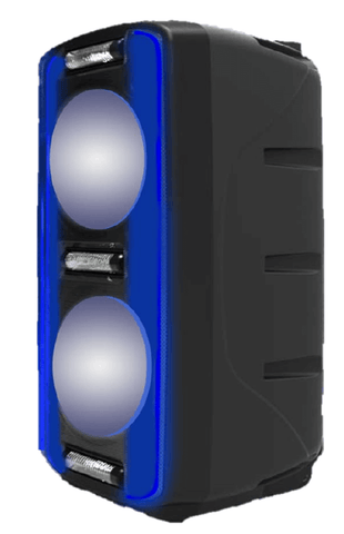 "Max Power 0808 - 2 x 8"" Portable Speaker System"