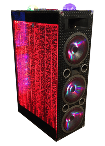 "iPhoenix 61B - 6 x 10"" Water Speakers"
