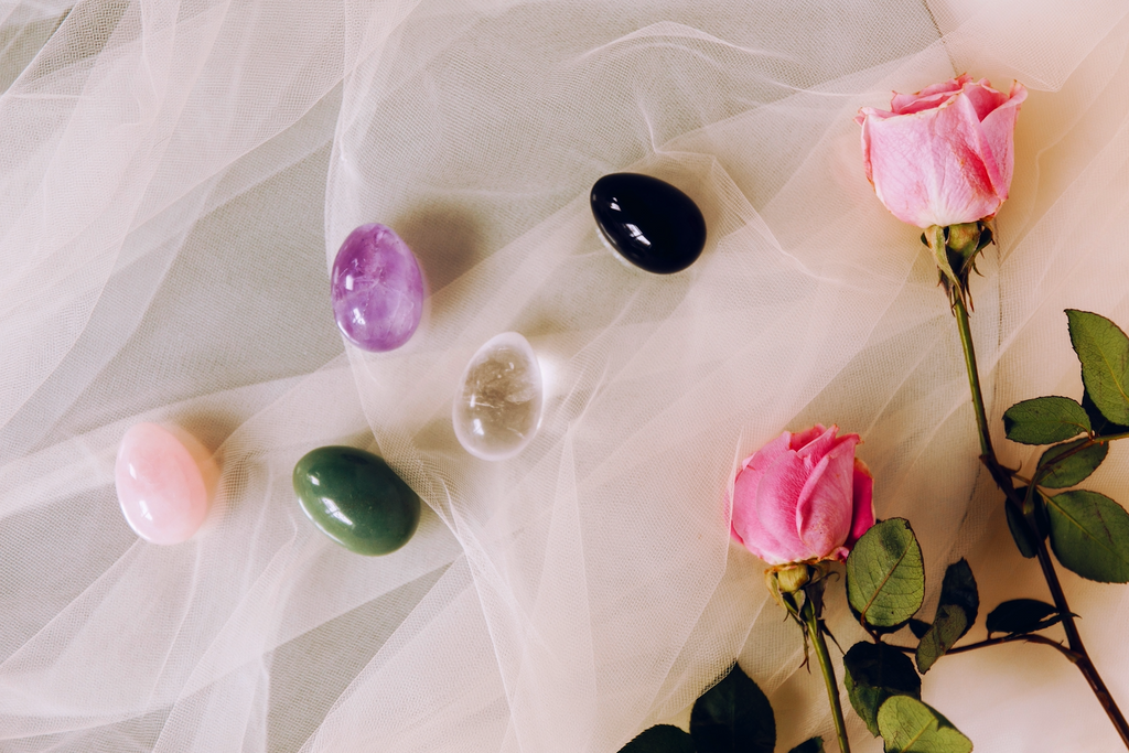 Yoni Eggs + Creating a Sacred Space