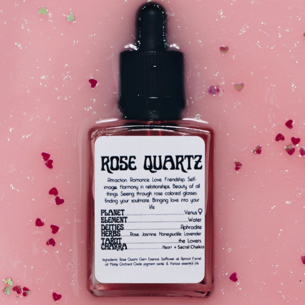 Rose Quartz Gem Essence