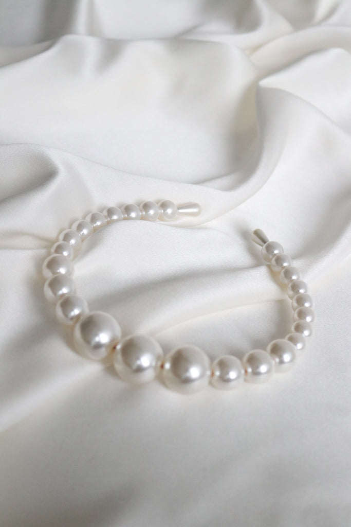 Perfect Pearl Headband