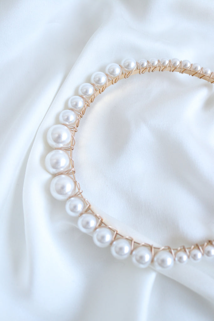 Molly Pearl Headband