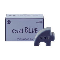 Magic Puzzle Soap #. 5 Coral Blue