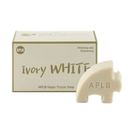 Magic Puzzle Soap #. 7 Ivory White