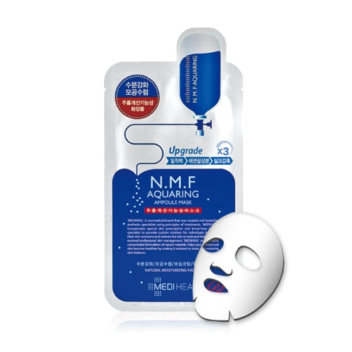 NMF Aquaring Ampoule Mask EX 27ml*10pcs