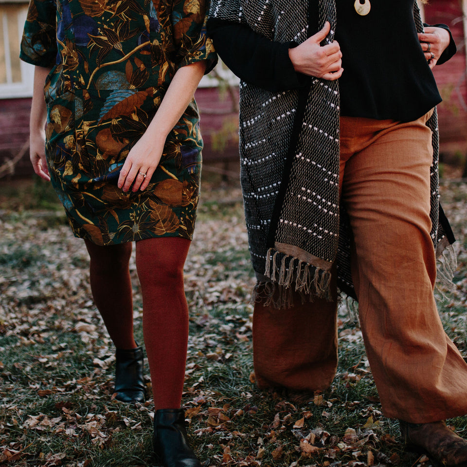 Sustainable fashion brands - ethically made - Terra Shepherd - Sioux Falls, SD