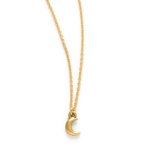 Amano Studio Gold Charm Necklace - Easy Gift