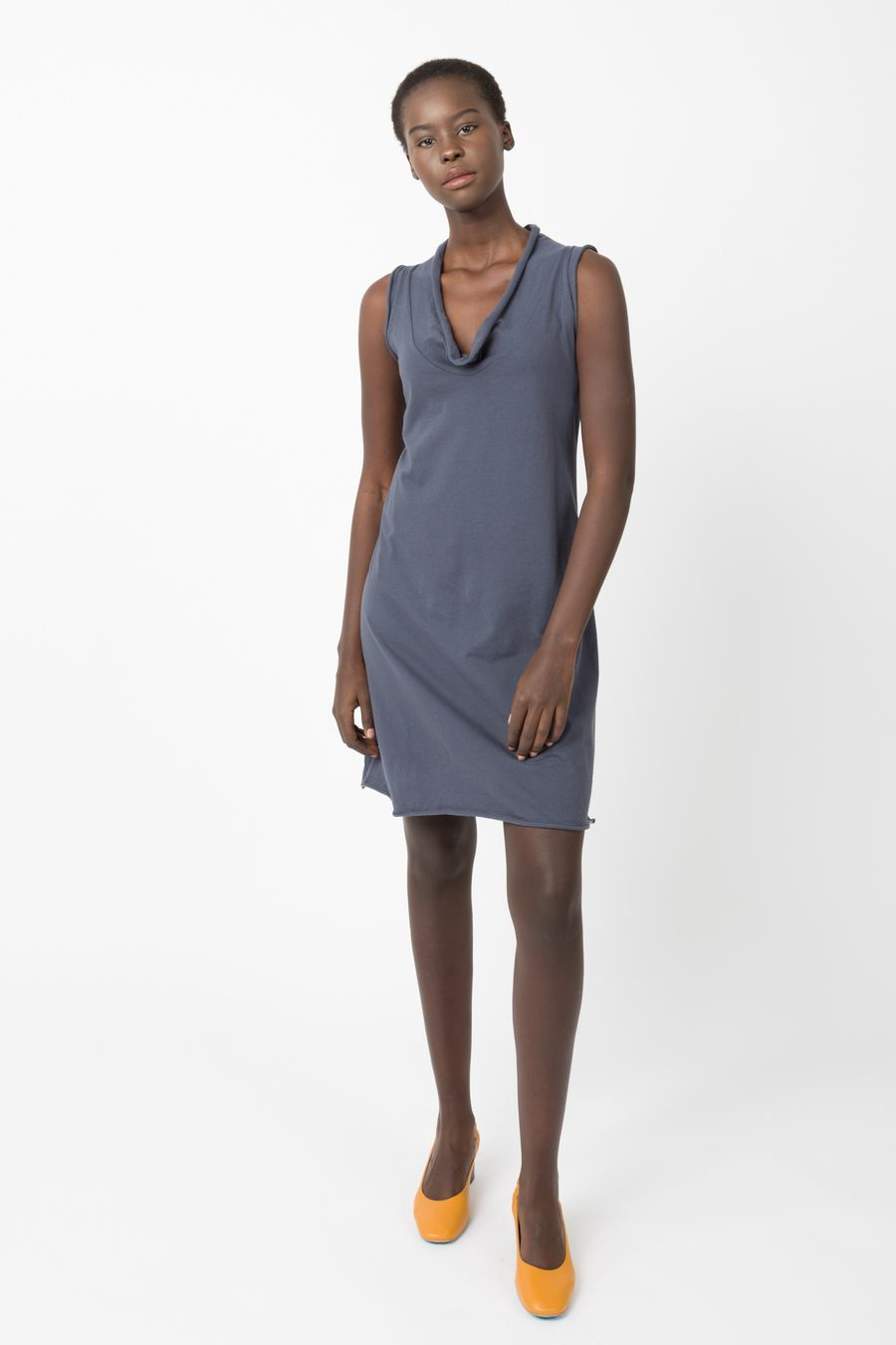 Falconet Sleeveless Dress