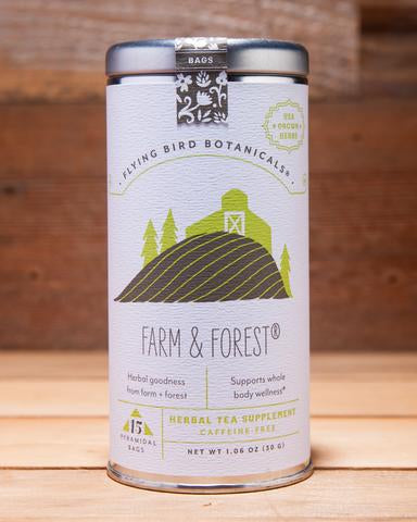 Tea Bags - Farm & Forest