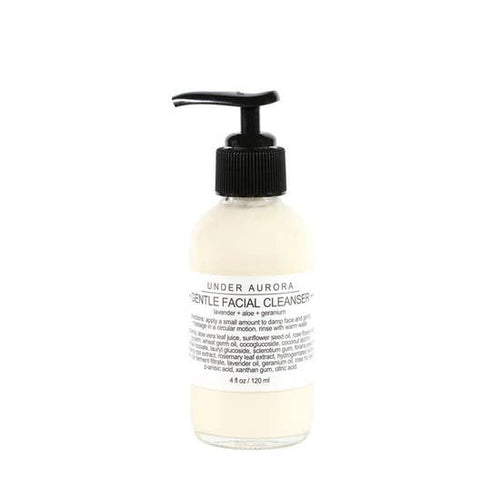 Gentle Liquid Facial Cleanser