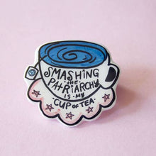 Load image into Gallery viewer, Brooch - My Cup of Tea