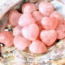 Load image into Gallery viewer, Rose Quartz Heart Crystal
