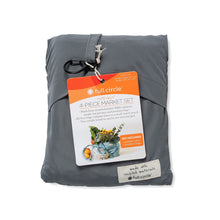 Load image into Gallery viewer, Full Circle Home - Tote-ally Market Bag Set
