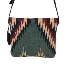 Load image into Gallery viewer, Lightening + Pine Crossbody Bag