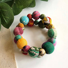Load image into Gallery viewer, Kantha Equinox Bracelet