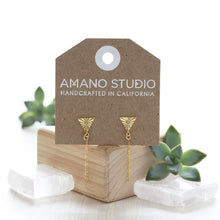 Load image into Gallery viewer, Amano Studio Turquoise Altair Stud Earrings