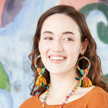 Load image into Gallery viewer, Kyla Kantha Statement Earrings - WorldFinds