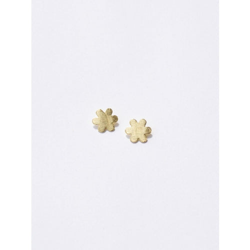 Petite Flower Stud Earrings - Mata Traders