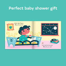Load image into Gallery viewer, Baby Taurus: Little Zodiac Board Book - Baby Shower Gift