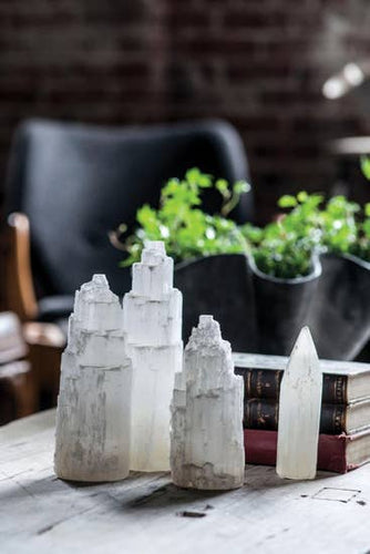 Medium Selenite Tower