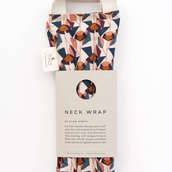 Slow North Neck Wrap - Blush Florence