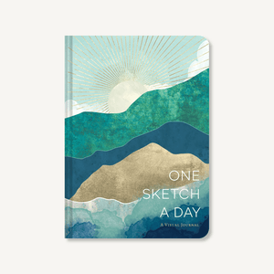 One Sketch a Day Horizons - Visual Journal