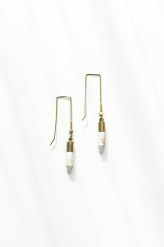 Clay Dagger Earrings