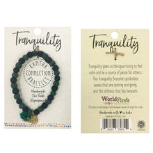 Load image into Gallery viewer, Kantha Connection Bracelet - Tranquility
