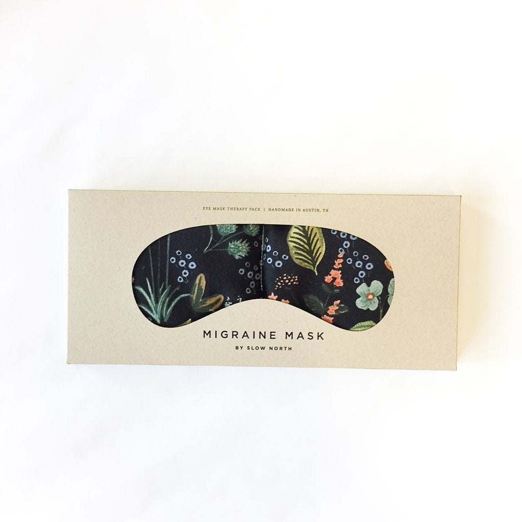 Eye Mask - Herb Garden