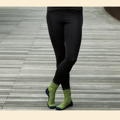 Ankle Legging - Black