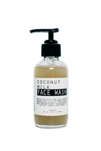 Load image into Gallery viewer, Coconut Milk Face Wash
