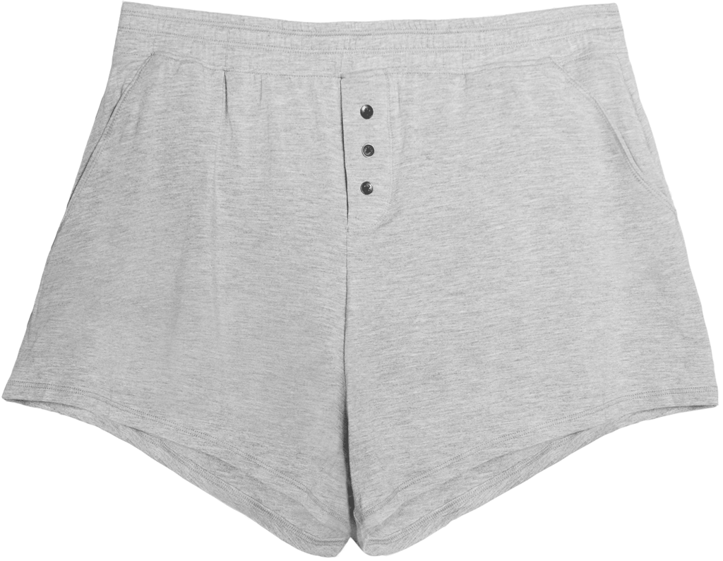 Thinx Sleep Shorts - Grey