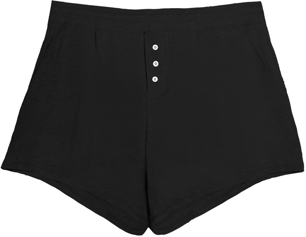 Thinx Sleep Shorts - Black