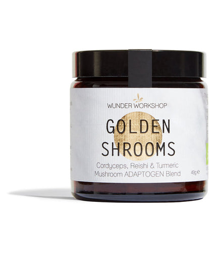 Adaptogen Blend - Golden Shrooms